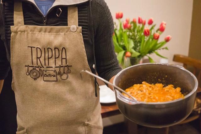 trippaosteria roma trastevere trippa fritta al grottino san giovanni pizzeria tempura piatti rari e poco conosciuti cucina romana