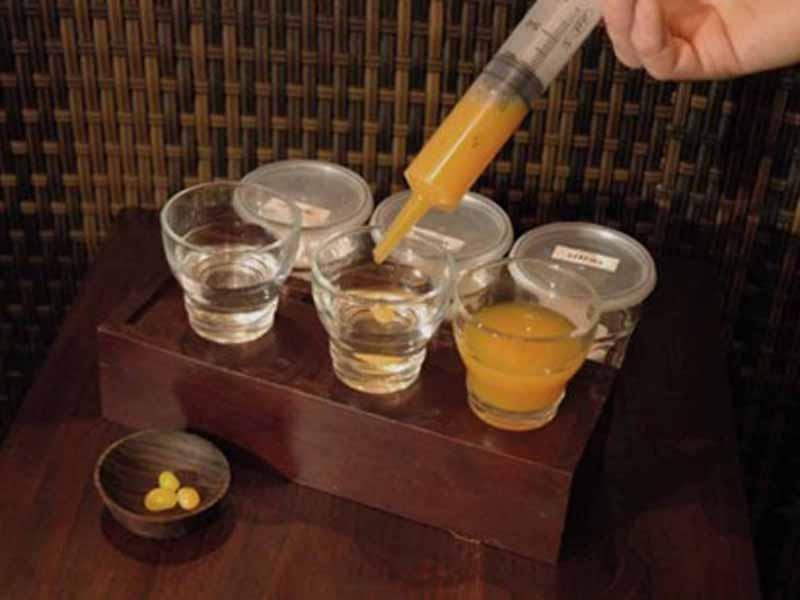 Cocktail molecolari: i migliori locali dove berli a milano