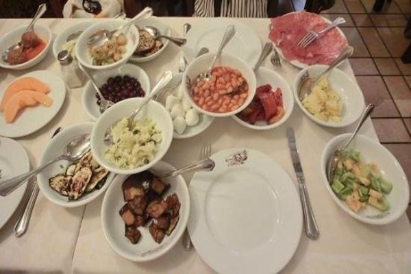 Ecco i 5 antipasti che non puoi perderti a roma - Antipasti cucina romana ...