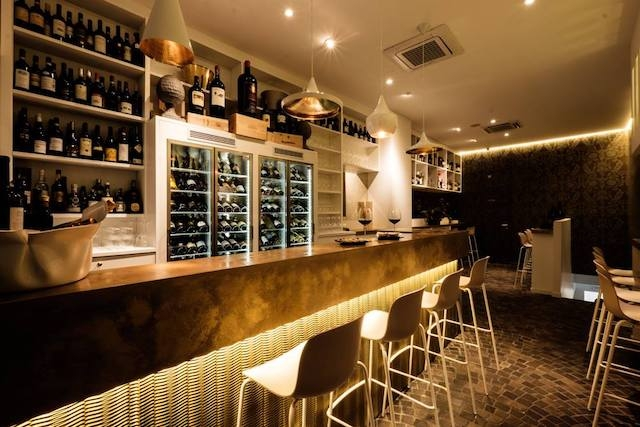 gran cru wine bar milano sala