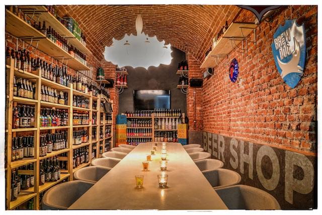 sloan square beer shop milano