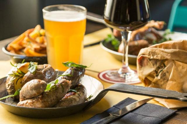 birrificio 28 caulier brasserie birra alla spina ponte milvio abbinamenti degustazioni nuove aperture ristoranti roma ottobre 2017