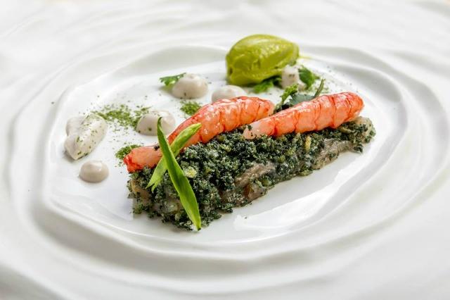 osteria fernanda davide del duca chef roma migliori ristorante pesce pausa pranzo gourmet roma