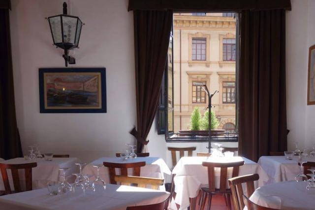 ristorante il pompiere roma palazzo cenci ghetto ebraico migliori ristoranti non turistici a roma
