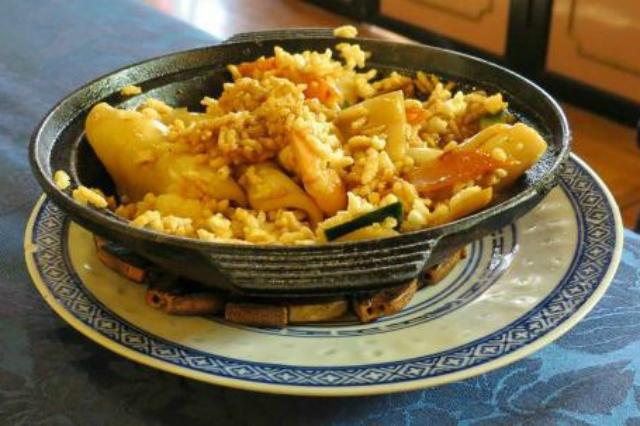 ristorante cinese la città in fiore monti roma riso con ananas ristoranti spendere poco a roma
