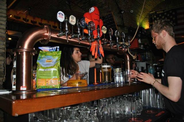 drunken ship roma american pub campo de' fiori eventi estate feste francesco tuzio intervista team