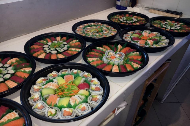 sushi lab ristorante giapponese catering migliore sushi take away a roma
