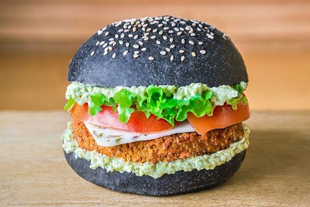 burger vegano roma prati flower burger