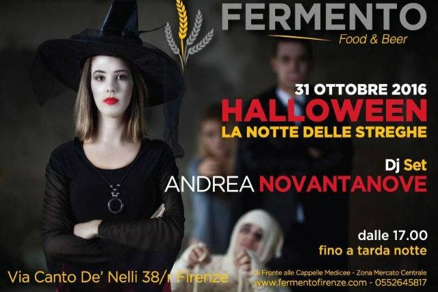 fermento halloween