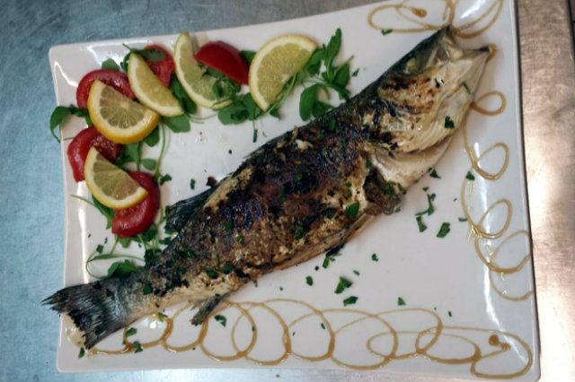 grigliata di pesce da fare in veneto