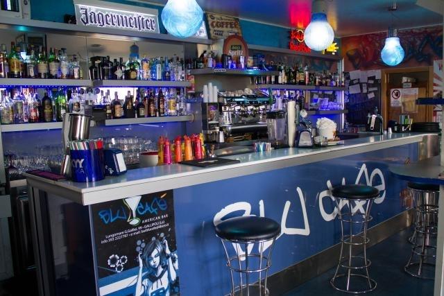 blu cafè