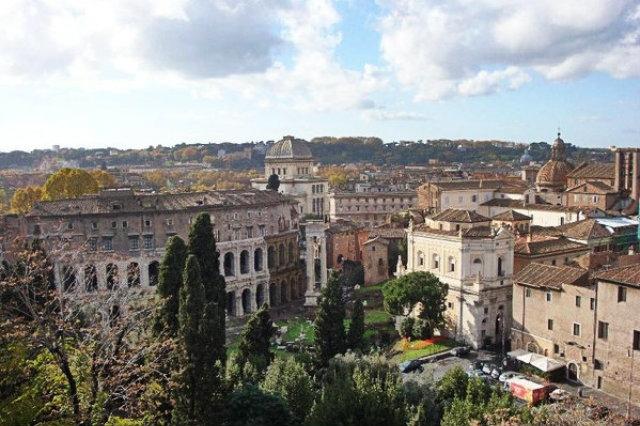 caffetterie dei musei a roma, caffè capitolino, musei capitolini