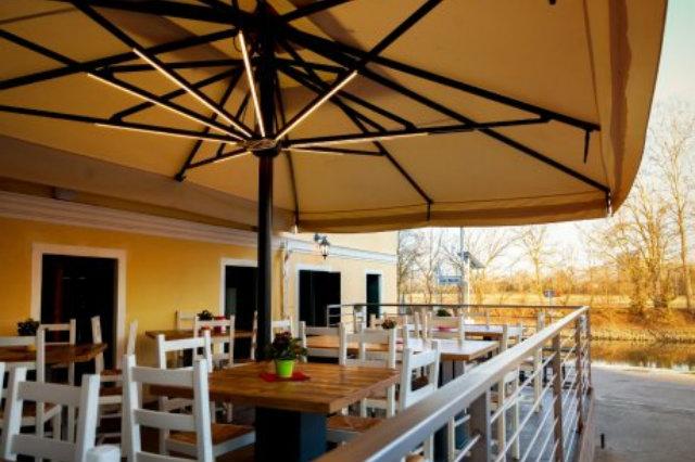 ristoranti sul fiume