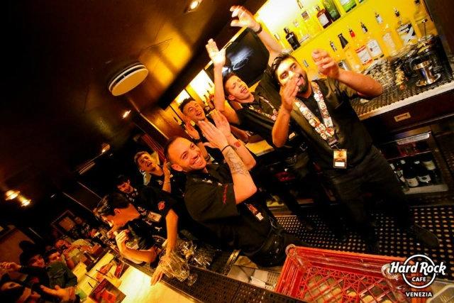 barocker hard rock cafè venezia