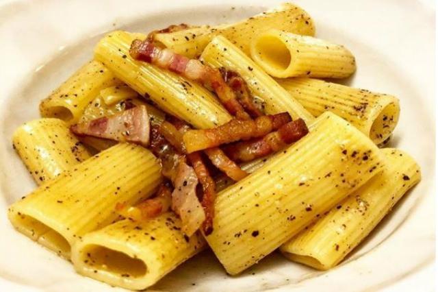 ristorante evangelista menù celiaci roma pasta