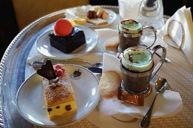 caffe florian piazza san marco venezia cioccolata casanova dolci lusso esperienza
