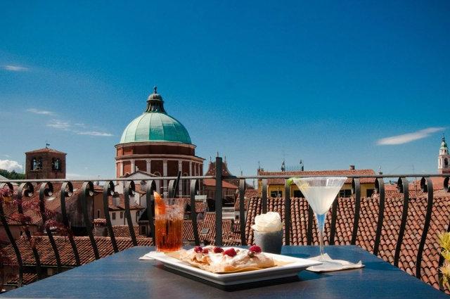 rooftop bar spettacolari veneto