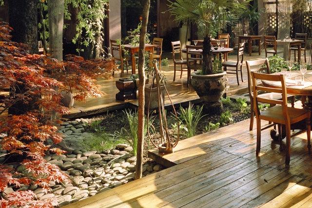 shambala 10 locali per mangiare all'aperto a milano