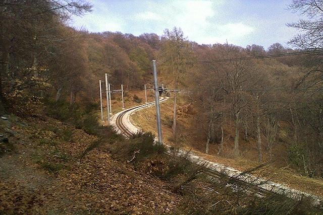 monte generoso percorso trekking