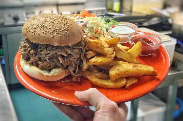 the diner, cucina americana firenze