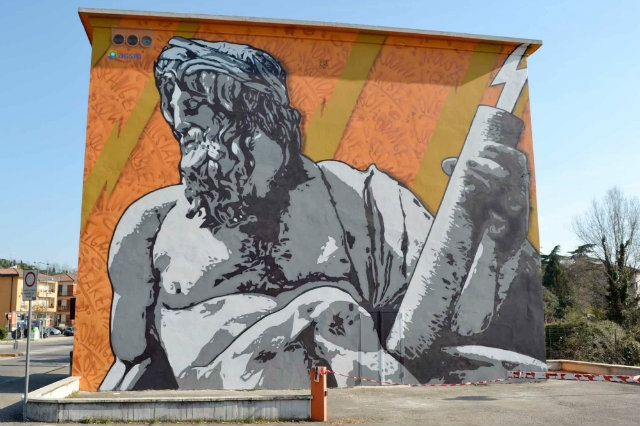 street art veneto