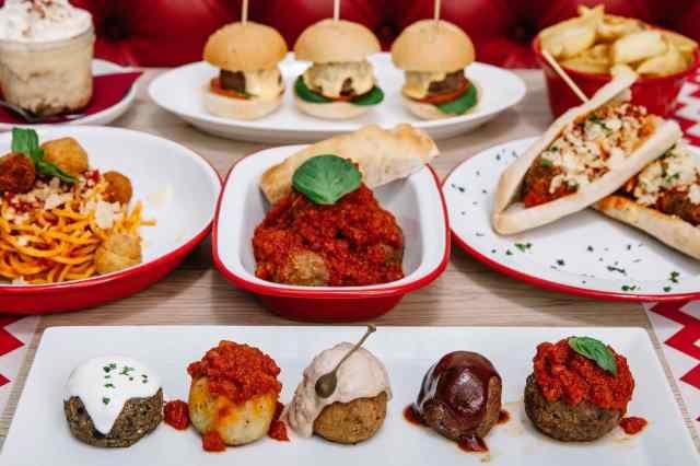 milano ristoranti locali aperitivo cena via vigevano navigli pranzo polpette the meatball family abatantuono