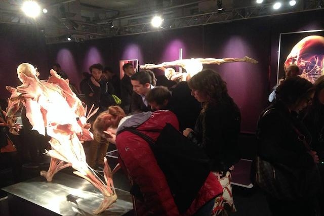 real bodies milano mostra
