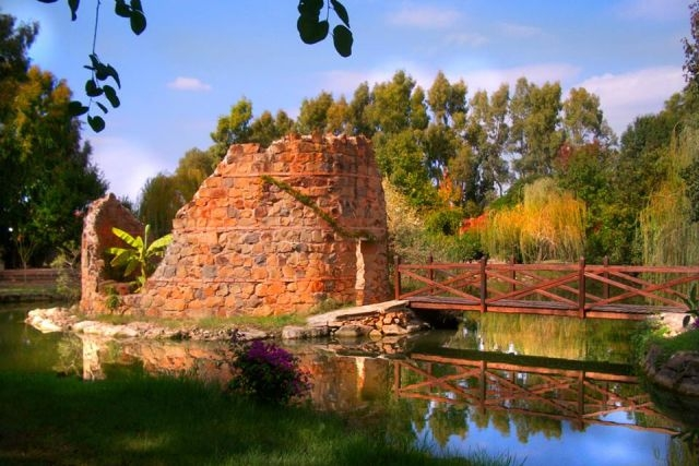 giardini segreti roma villa sanna