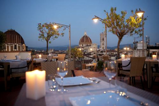 Awesome Hotel Excelsior Firenze Terrazza Images - Design and Ideas ...