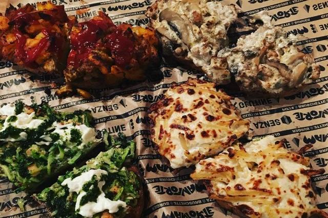 manforte ristorante talenti migliori ristoranti all you can eat roma bruschette pizza gluten free