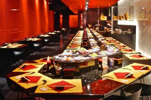 ristoranti giapponesi roma zen sushi
