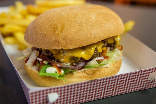 hamburger a milano
