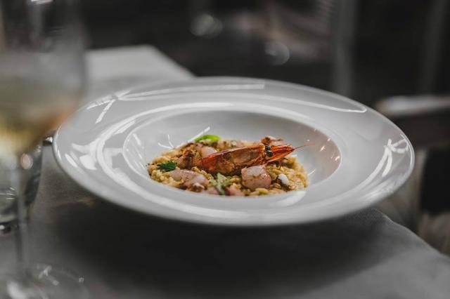 osteria dell'orologio marco claroni chef migliori ristoranti fiumicino roma litorale romano pesce fresco gourmet