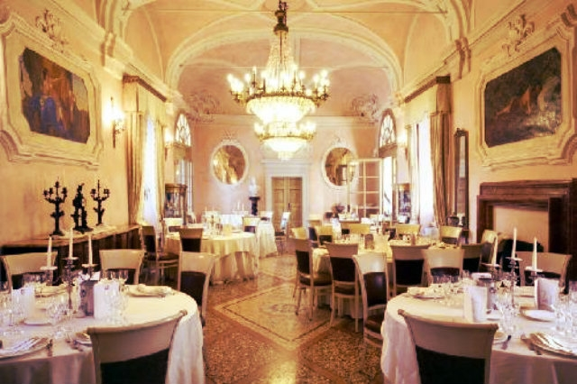 cena castello veneto
