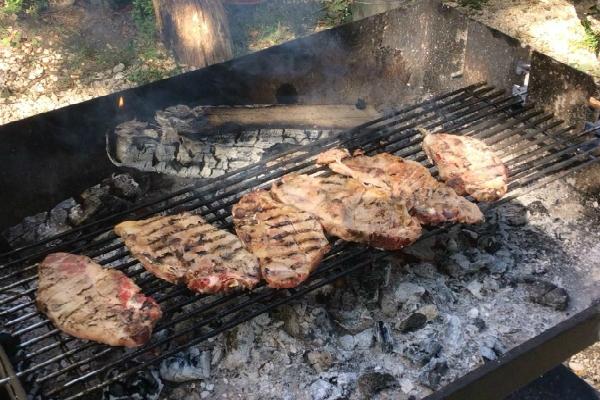 agriturismo la fattoria sabina castelnuovo di farfa rieti sabina campagna prodotti locali carne alla brace pranzo domenica pranzo in agriturismo