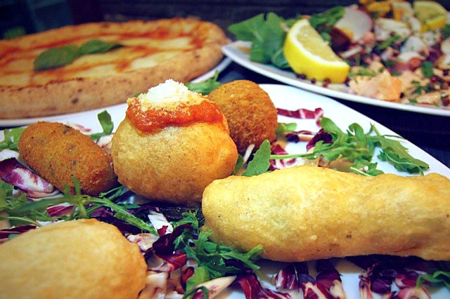 cucina napoletana a roma