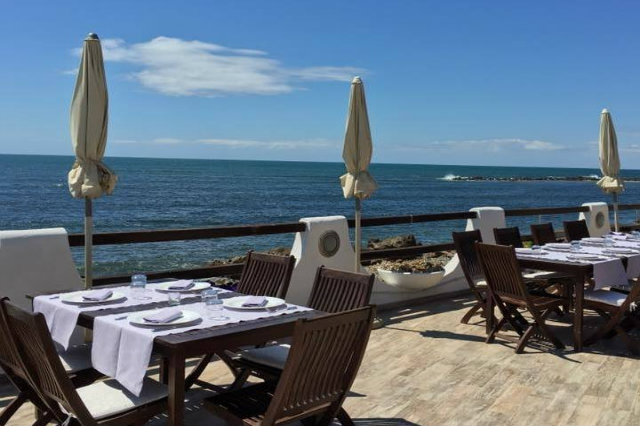 cavalluccio marino santa marinella pranzo domenica a roma pesce riva al mare blu fregene