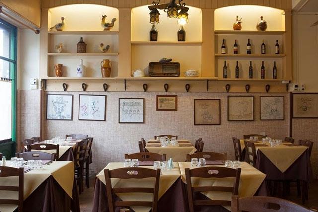 trattoria da mauro il bolognese ristorante pasta fatta in casa milano