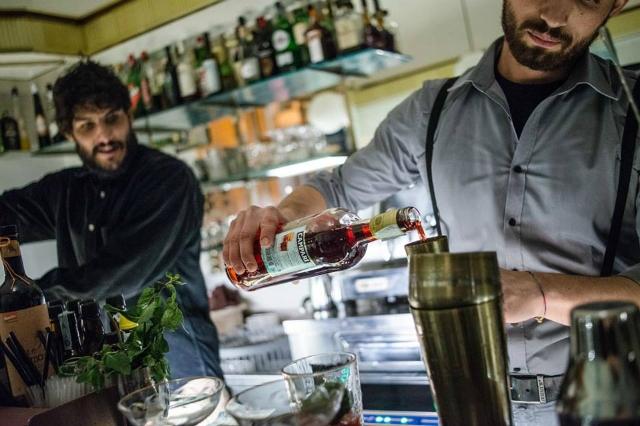 gatsby cafè migliori spritz alternativi a roma cocktail bar aperitivo vintage piazza vittorio esquilino monti