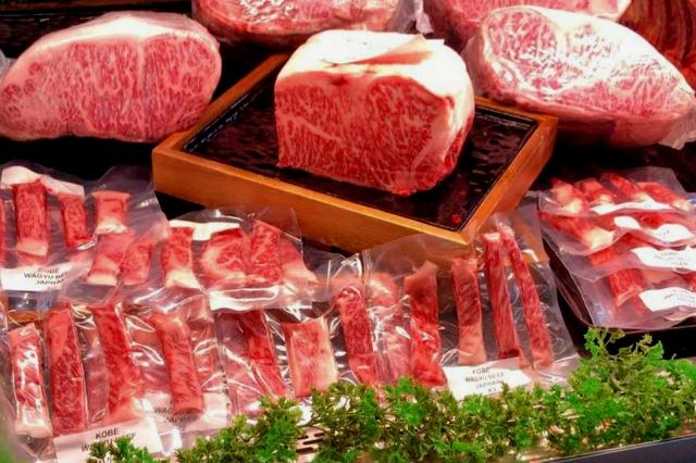 dove mangiare carne di kobe a roma la pampa steakhouse collatina bistecca filetto costata