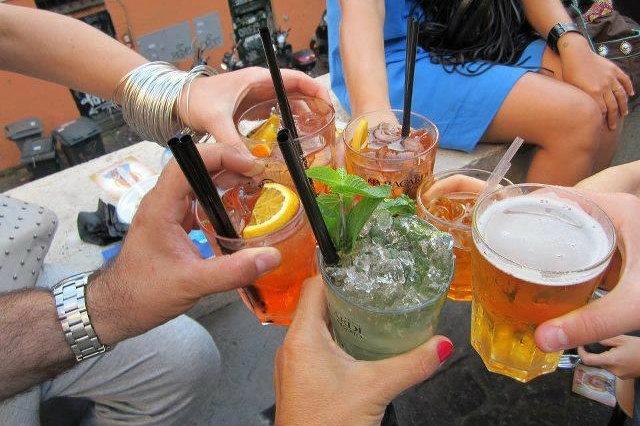 dove bere il long island a roma