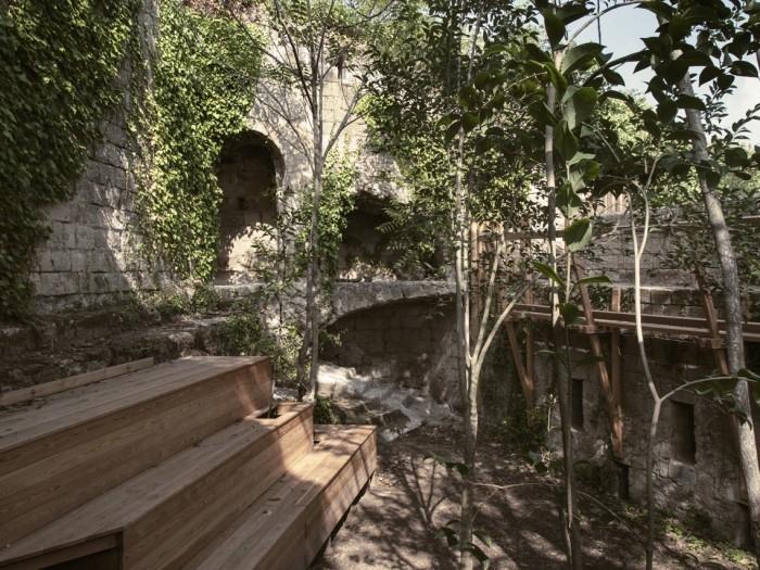 Napoli e il suo magico giardino segreto - Il giardino segreto napoli ...