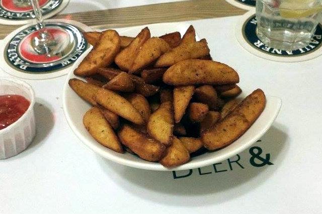 patatine fritte veneto