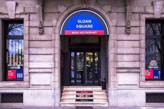 sloan square esterno foto fb milano