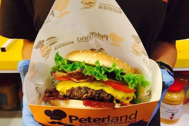 peterland padova panino