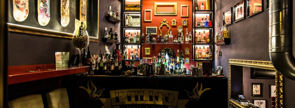 Etilico Spirits and Beer
