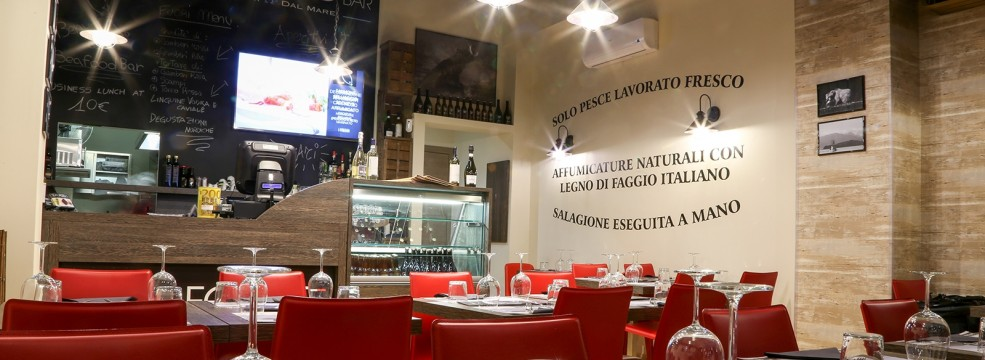 Seafood Bar Milano Porta Garibaldi