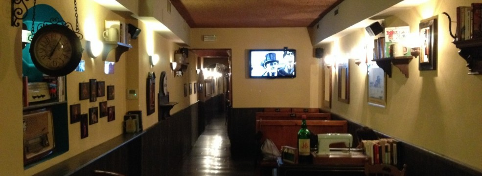The Hidden Pub