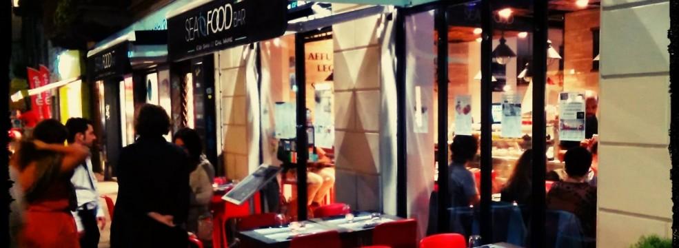 Seafood Bar Milano Navigli