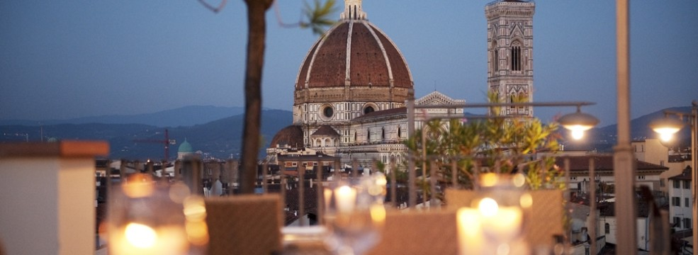 Ristorante B-Roof Firenze | 2night Firenze